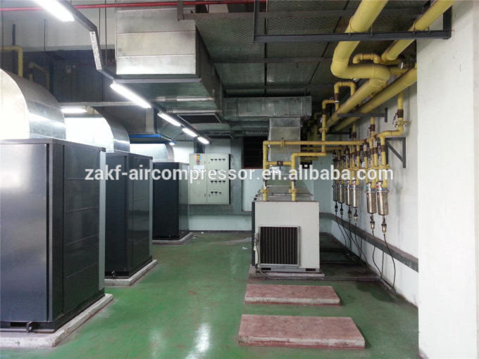 15KW Air Cooling Refrigerated Air Dryer Environmental Protection